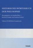 Joachim Ritter - Historisches Wörterbuch der Philosophie. 1 Cédérom