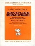 Swami Brahmananda et Swami Brahmananda - Discipline monastique.