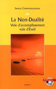 Swami Chinmayananda - La non-dualité - Voie d'accomplissement, voie d'éveil. 1 DVD