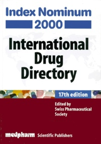 Swiss Pharmaceutical Society - .