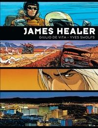 Swolfs et Giulio De Vita - James Healer Intégrale : Contient : Camden Rock ; La nuit du cobra ; La montagne sacrée.