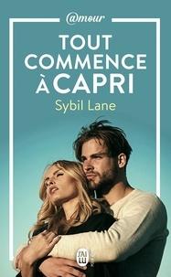 Sybil Lane - Tout commence à Capri.
