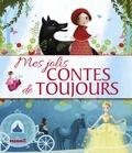Sybile Cazaux et Marine Cazaux - Mes jolis contes de toujours.