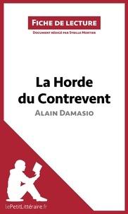 Sybille Mortier - La horde du contrevent d'Alain Damasio - Résumé complet et analyse détaillée de l'oeuvre.