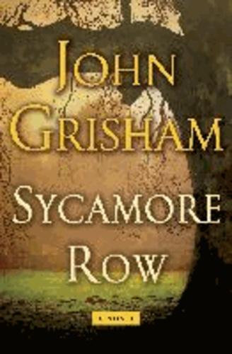 Sycamore Row.