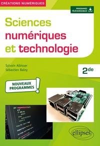 Sylvain Albisser et Sébastien Balny - Sciences numériques et technologie 2de.