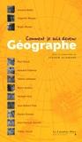 Sylvain Allemand - Comment je suis devenu Géographe.
