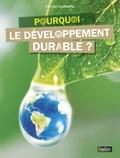 Sylvain Allemand - Pourquoi le développement durable ?.