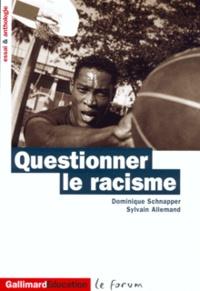Sylvain Allemand et Dominique Schnapper - .