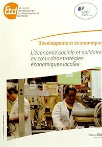 Sylvain Baudet - L'économie sociale et solidaire au coeur des stratégies économiques locales - Développement économique.