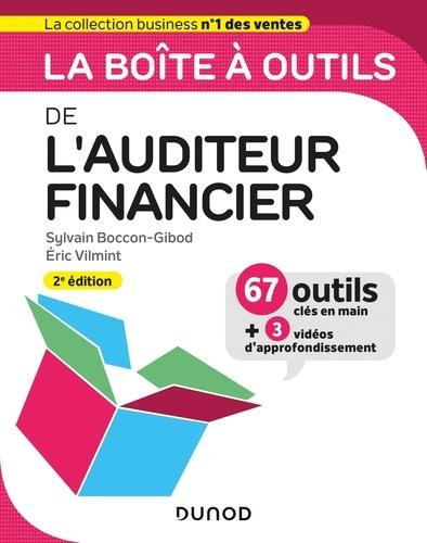 La boite à outils de l'auditeur financier - Format ePub - 9782100812912 - 14,99 €