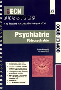 Sylvain Bodard et Nicolas Leble - Psychiatrie-pedopsychiatrie.