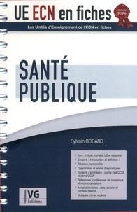 Sylvain Bodard - Santé publique.
