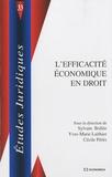 Sylvain Bollée et Yves-Marie Laithier - L'efficacité économique en droit.