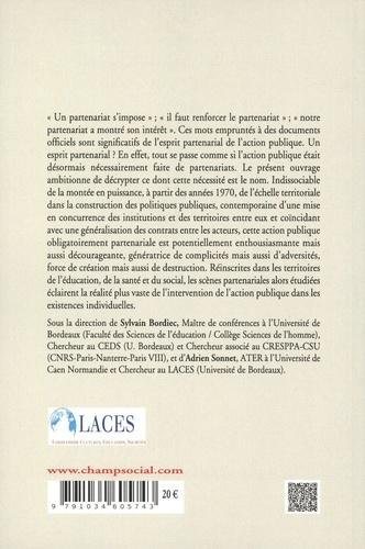 Action publique et partenariat(s). Enquêtes dans les territoires de l'éducation, de la santé et du social