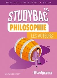 Sylvain Bosselet - Philosophie - Les auteurs.