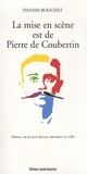 Sylvain Bouchet - La mise en scène est de Pierre de Coubertin.