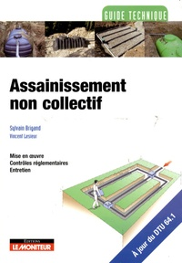 Assainissement non collectif - Sylvain Brigand pdf epub
