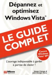 Sylvain Caicoya et Jean-Georges Saury - Dépannez et optimisez Windows.