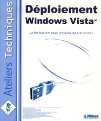 Sylvain Caicoya et Jean-Georges Saury - Déploiement Windows Vista.