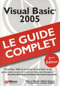 Visual Basic 2005 - Sylvain Caicoya   Showmesound.org