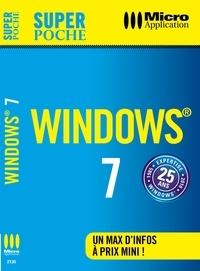 Sylvain Caicoya et Jean-Georges Saury - Windows 7 Super Poche.