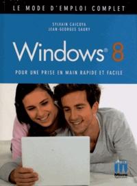 Windows 8 - Sylvain Caicoya |