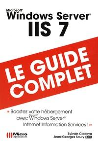 Sylvain Caicoya et Jean-Georges Saury - Windows Server IIS.