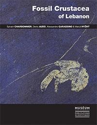 Sylvain Charbonnier et Denis Audo - Fossil Crustacea of Lebanon. 1 DVD
