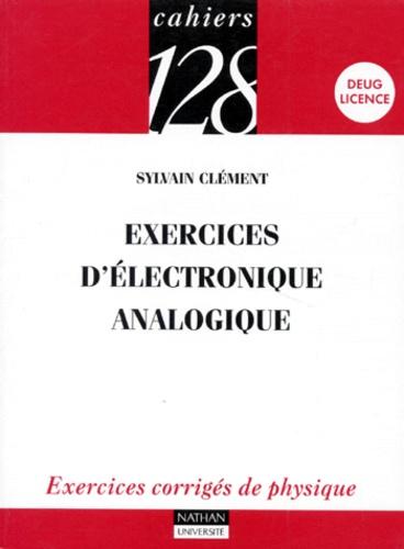 Exercices D Electronique Analogique