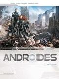 Sylvain Cordurié et Emmanuel Nhieu - Androides Tome 3 : Invasion.
