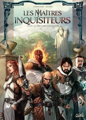 Les Maîtres inquisiteurs T12 - Sylvain Cordurié - 9782302076969 - 9,99 €