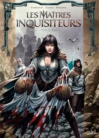 Sylvain Cordurié - Les Maîtres Inquisiteurs T15 - Lilo.