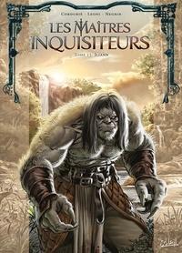 Sylvain Cordurié et Lucio Leoni - Les maîtres inquisiteurs Tome 13 : Iliann.