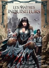 Sylvain Cordurié et Andrea Cuneo - Les maîtres inquisiteurs Tome 15 : Lilo.