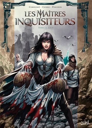 Les maîtres inquisiteurs Tome 15 Lilo