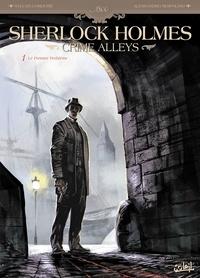 Sylvain Cordurié et Alessandro Nespolino - Sherlock Holmes Crime Alleys Tome 1 : Le premier problème.