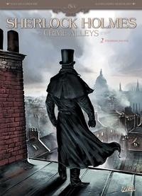 Sylvain Cordurié et Alessandro Nespolino - Sherlock Holmes Crime Alleys Tome 2 : Vocations forcées.