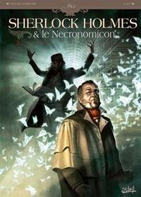 Sylvain Cordurié et  Laci - Sherlock Holmes & le Necronomicon Tome 2 : La nuit sur le Monde.