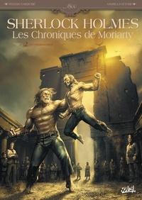Sylvain Cordurié - Sherlock Holmes - Les Chroniques de Moriarty Tome 2 : Accomplissement.