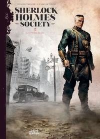 Sylvain Cordurié et Fabio Detullio - Sherlock Holmes Society Tome 5 : Les Pêchés du fils.