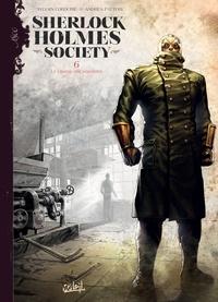 Sylvain Cordurié et Andrea Fattori - Sherlock Holmes Society Tome 6 : Le champs des possibles.