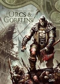 Sylvain Cordurié et Pierre-Denis Goux - Terres d'Arran : Orcs & Gobelins Tome 13 : Kor'nyr.