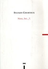 Sylvain Courtoux - Nihil, Inc._7..