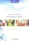 Sylvain Czaryski - Guide des Produits Responsables Labellisés.
