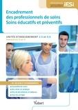 Sylvain Delange - Encadrement des professionnels de soins - Soins éducatifs et préventifs - Unités d'enseignement 3.5 et 4.6.