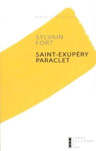 Sylvain Fort - Saint-Exupéry Paraclet.