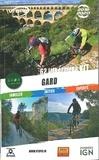 Sylvain Gadilhe et Jean-Marc Brancart - Gard - 62 itinéraires VTT.