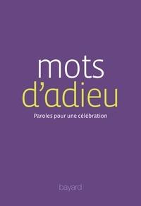 Sylvain Gasser - Mots d'adieu - Paroles pour une célébration.