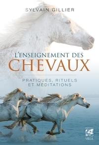 Sylvain Gillier - L'enseignement des chevaux - Pratiques, rituels et méditations.